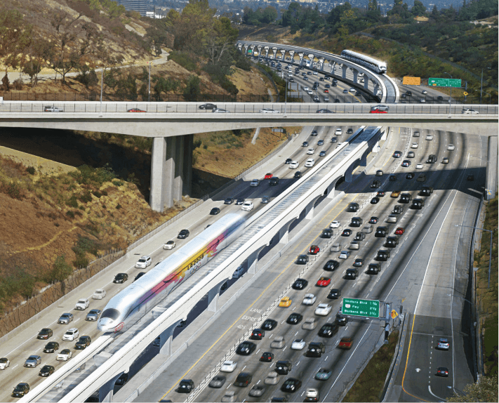 Skyrail - LA
