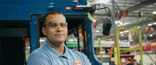 ELECTRIC BUS COMPANY HELPS THE FORMERLY INCARCERATED BUILD NEW DREAMS