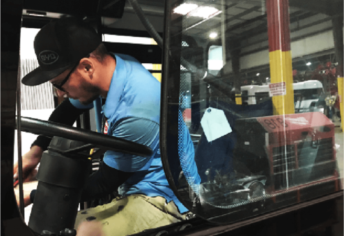 BYD PROUD TO SUPPORT APPRENTICESHIP PROGRAM